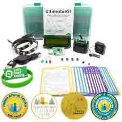 Let's Start Coding Ultimate Kit